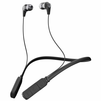 SKULLCANDY INKD BT BLACK GRAY