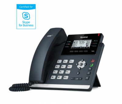 Yealink T42S Skype for Business IP phone