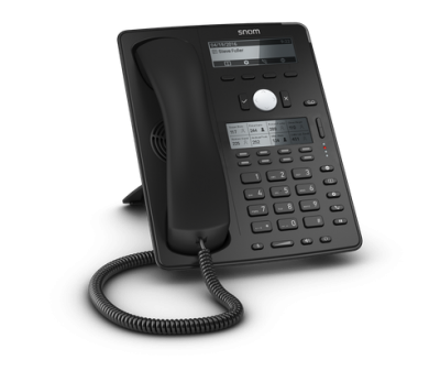 Snom Global 700 Desk Telephones Black D745