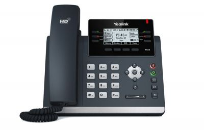 Yealink SIP-T42S Gigabit IP Phone