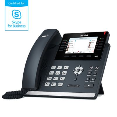 Yealink T46S Skype for Business IP Phone