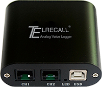 TelRecall TelUSB 2