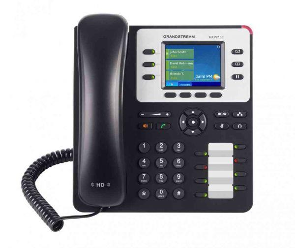 Grandstream GXP2130 Enterprise HD IP Phone