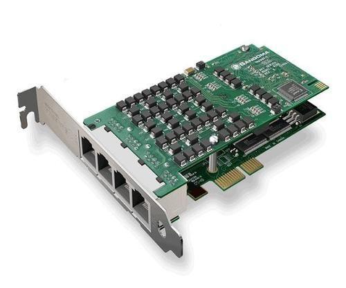 Sangoma A104DE Digital Telephony Card