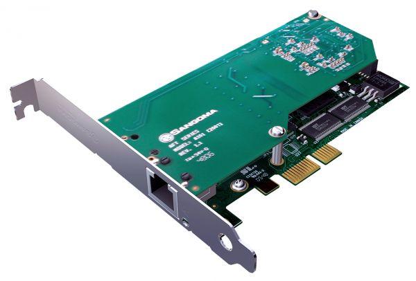Sangoma A101E Digital Telephony Card