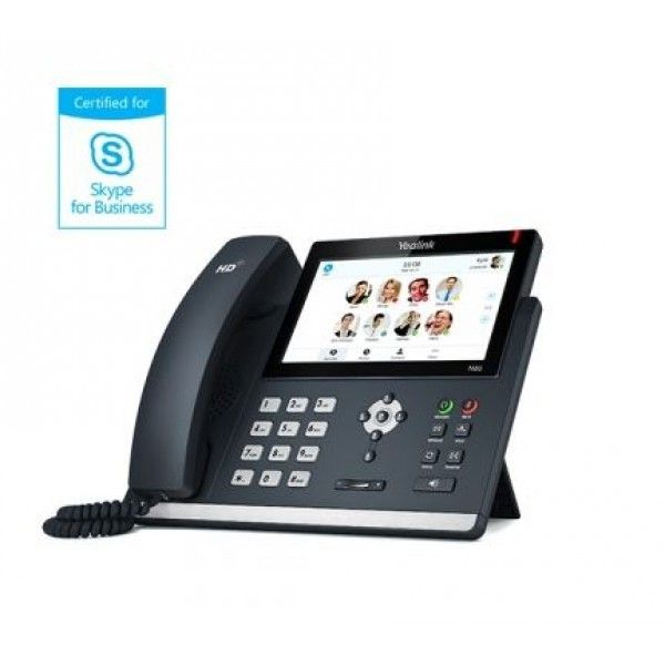 Yealink T48S Skype for Business IP Phone