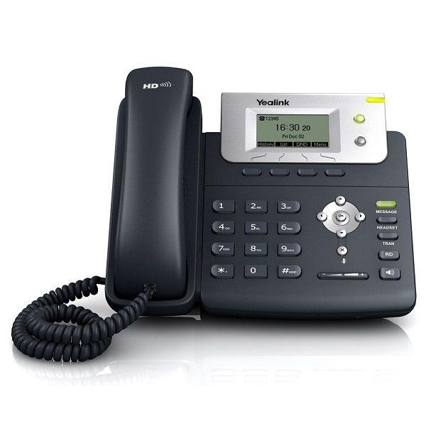 Yealink SIP-T21P E2 (POE) 2 Line IP Phone