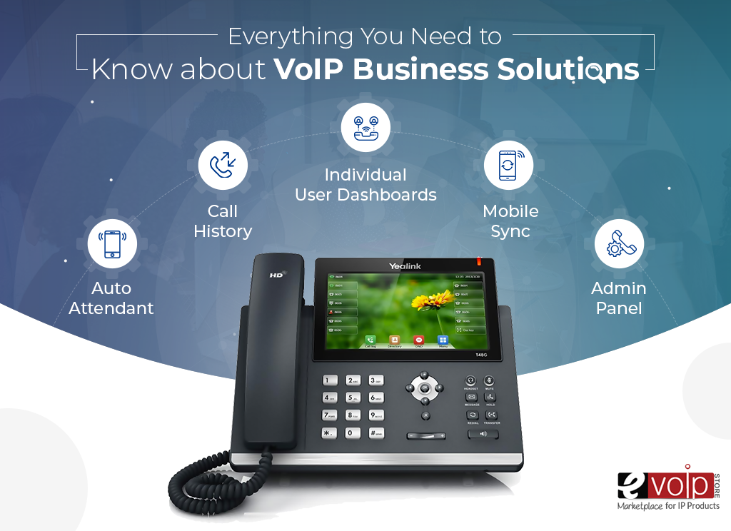 Everything You Need to Know about VoIP Business Solutions