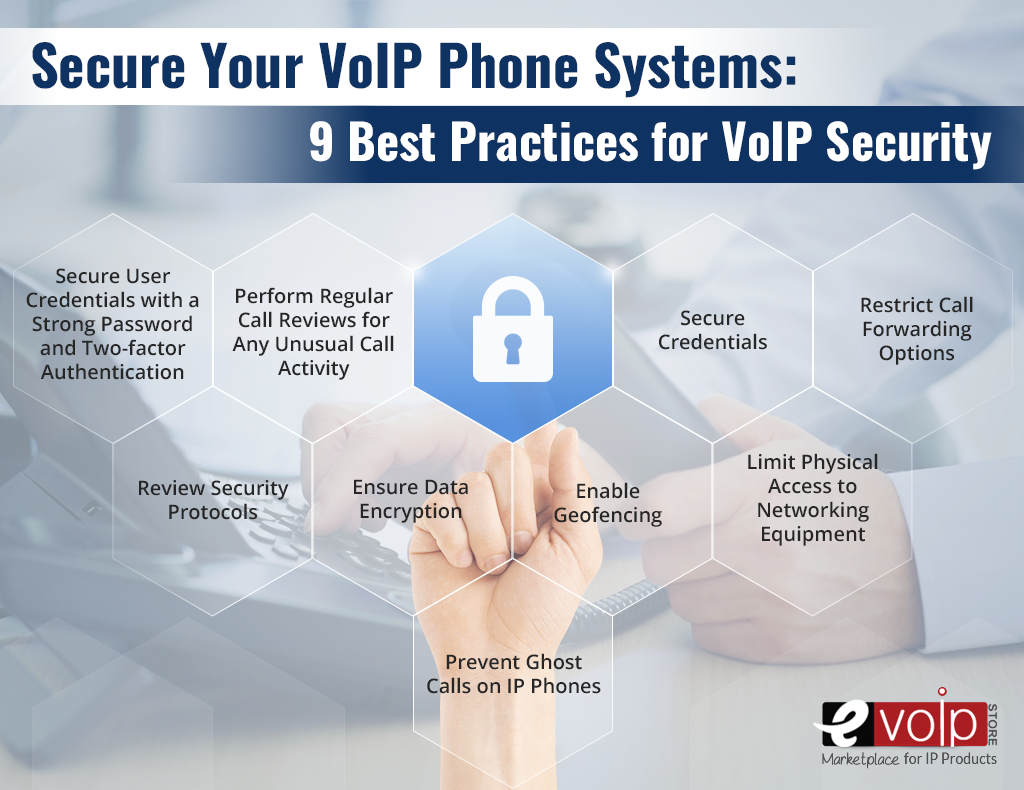 Secure Your VoIP Phone Systems: 9 Best Practices for VoIP Security