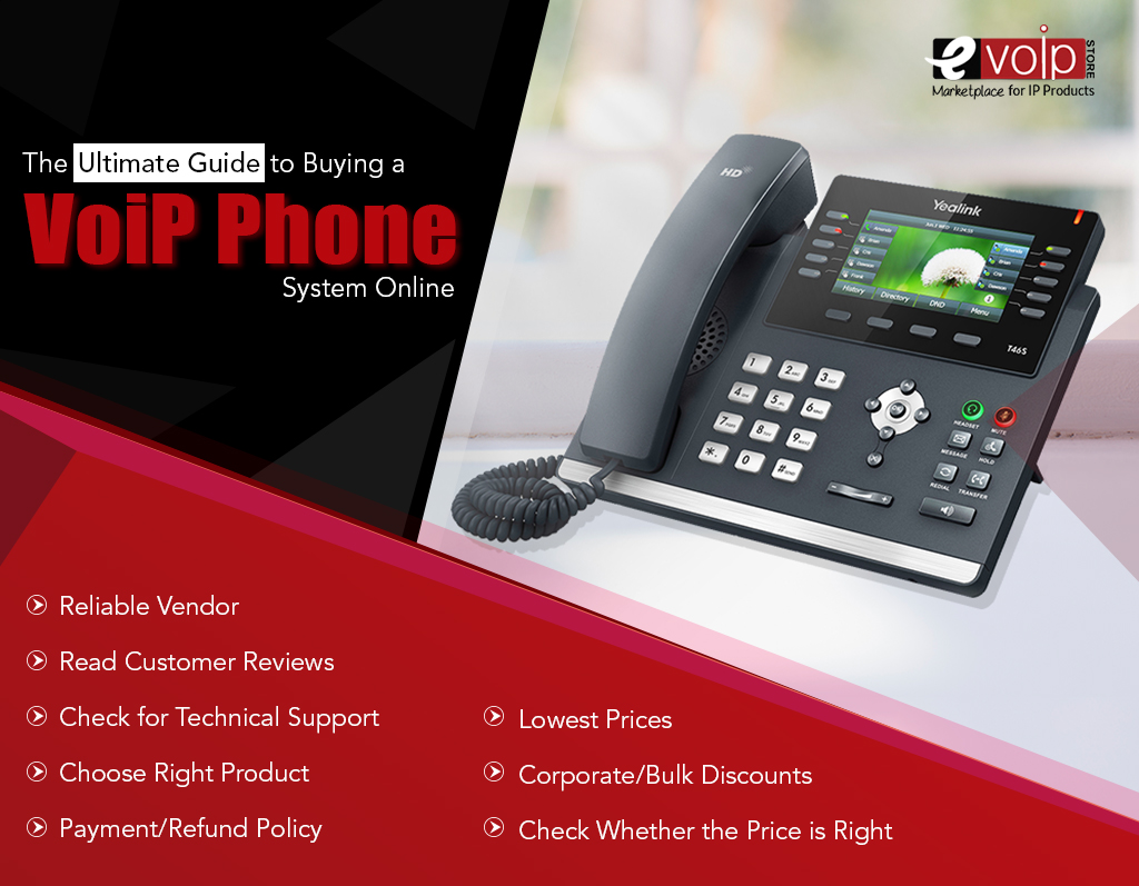 The Ultimate Guide to Buying a VoIP Phone System Online